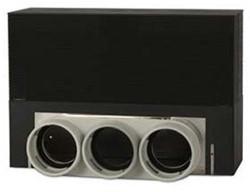 Uniflexplus ventilatie vloercollector excl. rooster Ø 63mm