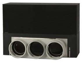 Vent-Axia Uniflexplus ventilatie vloercollector excl. rooster Ø63 mm