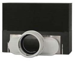 Uniflexplus ventilatie vloercollector excl. rooster Ø 90mm