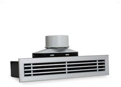 Uniflexplus ventilatie vloercollector Ø 90 mm