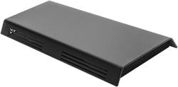 Vasco D60 buitenrooster zwart RAL 9005