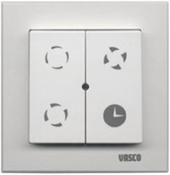 Vasco RF schakelaar/ draadloze afstandbediening