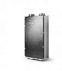 Vasco WTW-unit D275EP II - inclusief draadloze RF bediening