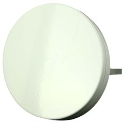 Ventilatie toevoer rooster metaal Ø125mm design - TFF125