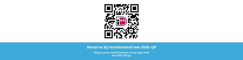 Betalen met iDEAL-QR code uitgerold bij eerste webshop in Nederland