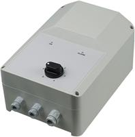 5-stappen transformator MONOFASIG 1,5 A incl. thermocontactbeveiliging en gasklepsturing-1