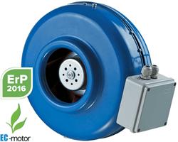 Buisventilator energiezuinig 800 m3/h diameter 200mm - VKM200EC