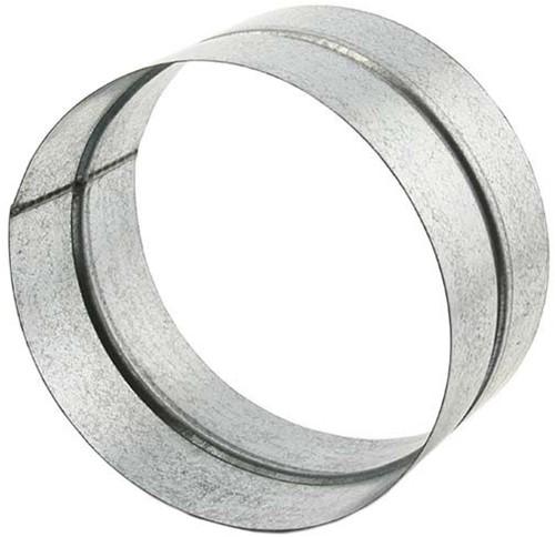Verbinding mof voor spiro hulpstukken 125 mm