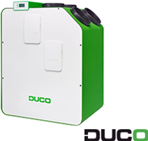 WTW unit Duco