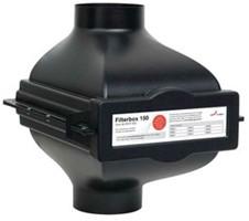 Zehnder Filterbox 150 WTW filters