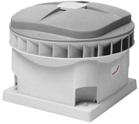 Zehnder - J.E. StorkAir dakventilator MX210 ZMV 3701m3/h met werkschakelaar - 230V-1