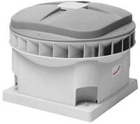 Zehnder - J.E. StorkAir dakventilator VDX210 0-10V 3758m3/h met werkschakelaar - 230V-1