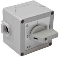 Zehnder werkschakelaar MX/VDA/VDX/DAP BS3 3-polig CA10-1